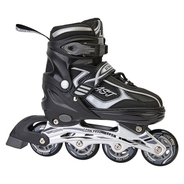 New high end younth adjustable inline skate LF-957