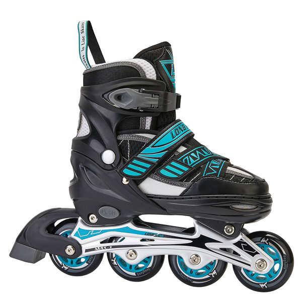 NEW HIGH END COMFORTABLE ADJUSTABLE INLINE SKATE LF-967