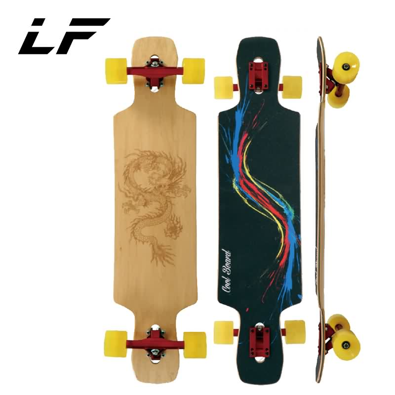 Skateboard LF604-L001 Featured Image